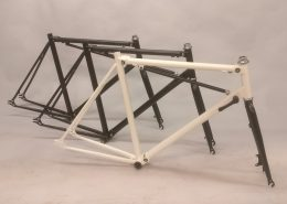 FUbi fixie folding bike frames