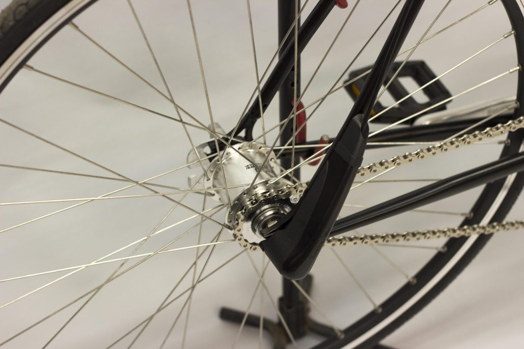 Single-speed, fixed-gear or 3-speed hub